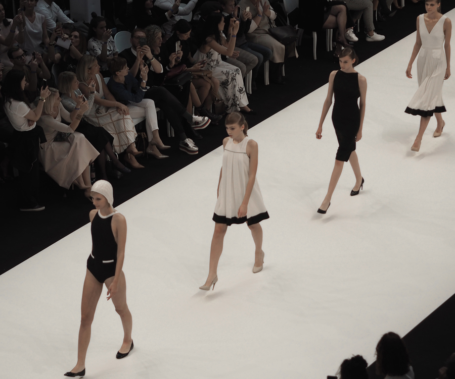 Budapest Fashion Week Central Europe MBFWCE ss18 Elysian catwalk show