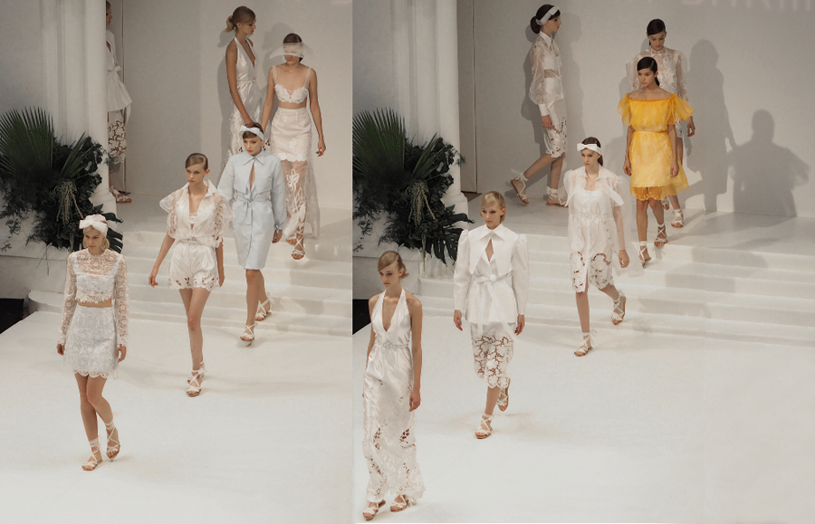 Budapest Fashion Week Central Europe MBFWCE ss18 Nora Sarma