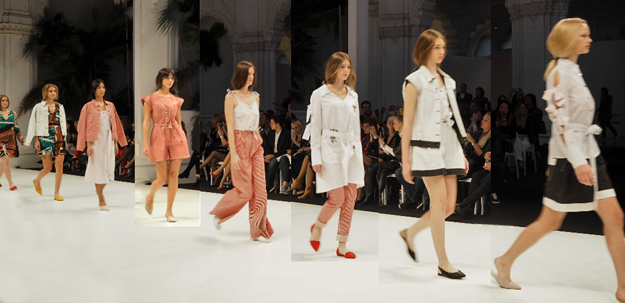 Budapest Fashion Week Central Europe MBFWCE ss18 Tomcsanyi catwalk runway show