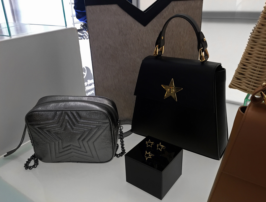 Nini Molnar accessories pop-up presentation ss18 fashion week central europe budapest